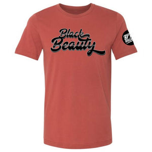 """Black Beauty"" Crewneck Tee"