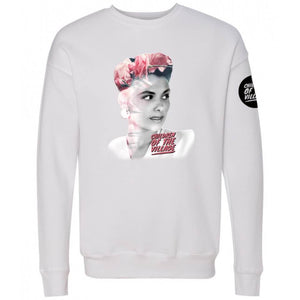 """Brooklyn Blossom"" Crewneck Sweatshirt"