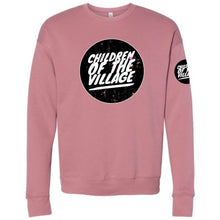 "Load image into Gallery viewer, ""COTV Vintage"" Crewneck Sweatshirt"