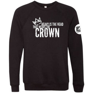 """Crown"" Crewneck Sweatshirt"