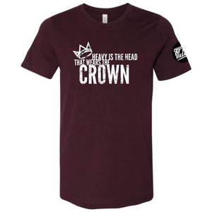 """Crown"" Crewneck Tee"