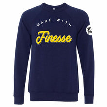 "Load image into Gallery viewer, ""Finesse Gold"" Crewneck Sweatshirt"