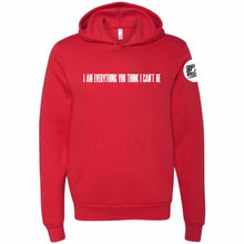 "Load image into Gallery viewer, "" I Am"" Hoodie"