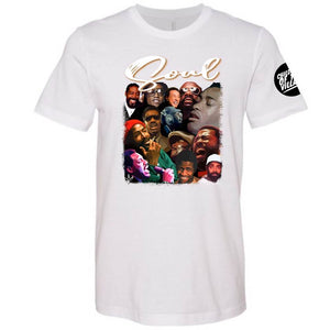 """Men of Soul"" Crewneck Tee"