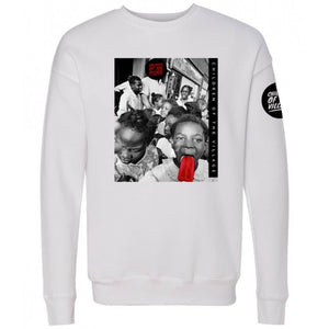 """Popsicle"" Crewneck Sweatshirt"