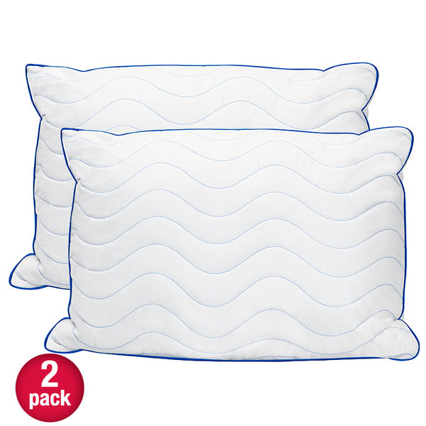 Almohadas duo pack Emozione - cvshopping-mx