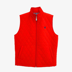 Chaleco-Rock-Hampton-Polo-team-Repelente-al-agua-Rojo