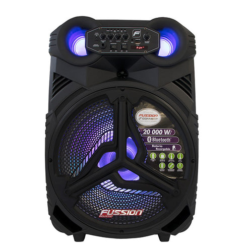 BAFLE AMPLIFICADO FUSSION 15 PULG PBS-1004 DE 20000 WATTS - cvshopping-mx