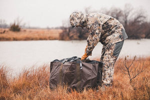 Tanglefree 6 Slot Full Body Goose Decoy Bag