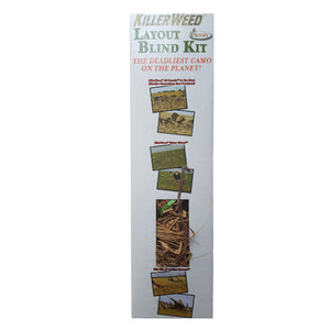 Avery Outdoors Killerweed Layout Blind Kit