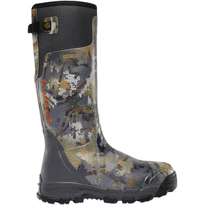 "Lacrosse Alphaburly Pro 18"" Optifade Timber 800G Insulated Boots"