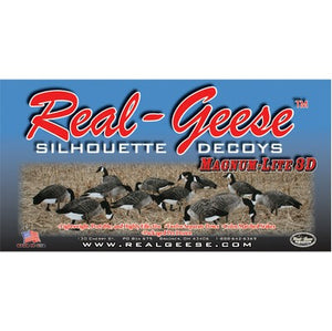 Real-Geese Magnum Lite 3D Canada Goose Decoys