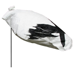 White Rock Headless Snow Goose Windsock Decoys
