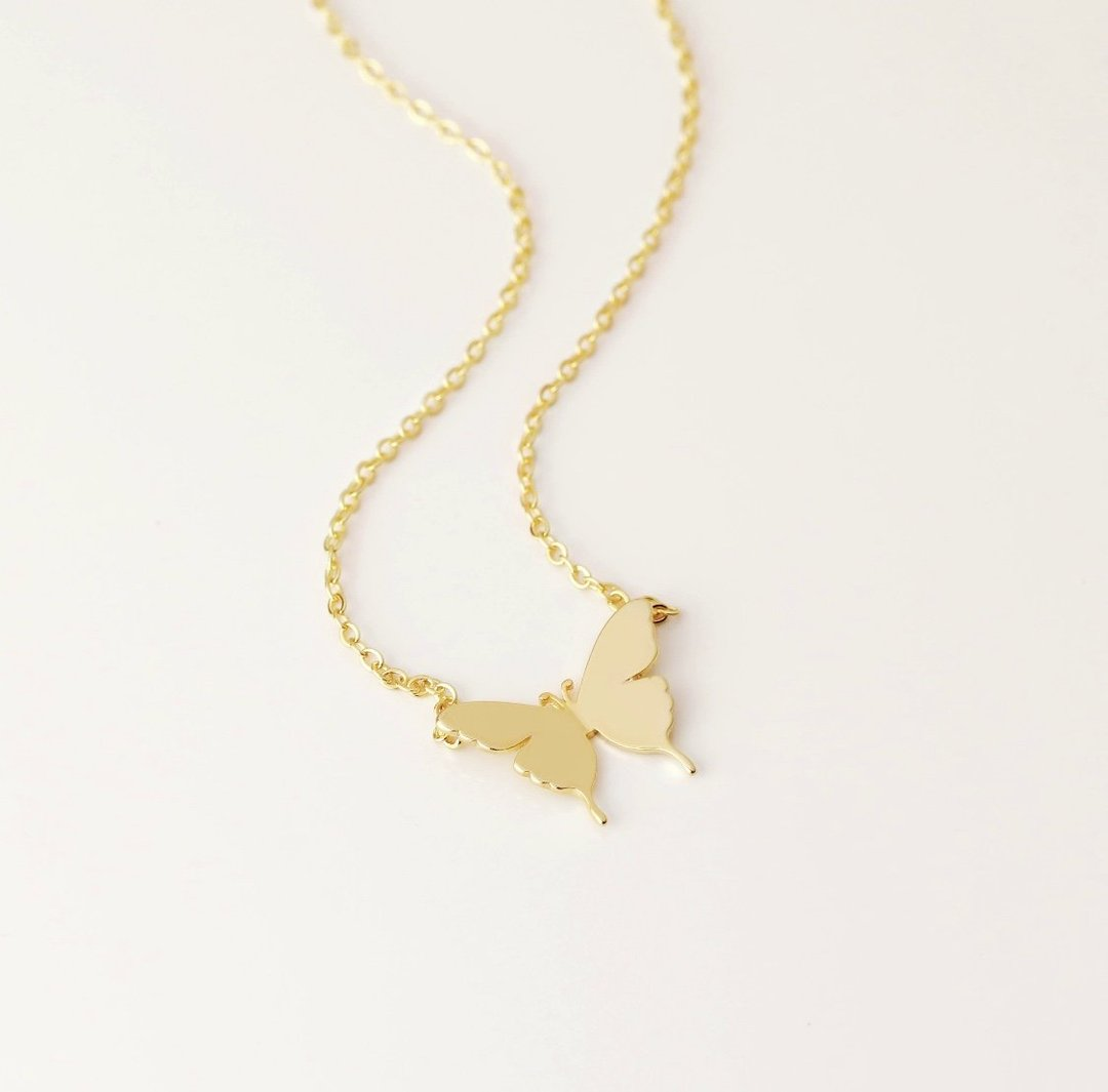 Butterly Pendant