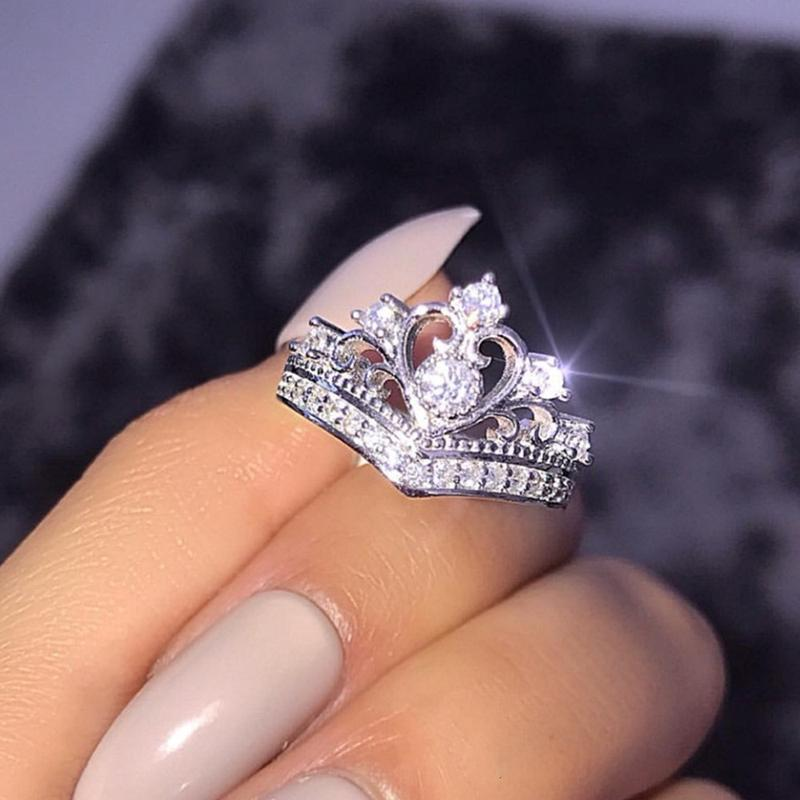 Crown Princess Ring