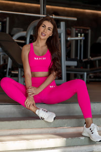 Wahsh women sports leggings