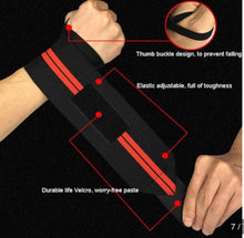 Load image into Gallery viewer, Wahsh Support Wristband