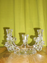 Load image into Gallery viewer, 1920's vintage candle & vase set