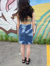 Load image into Gallery viewer, 1 of 1 hand dyed skirt