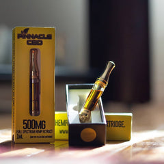 CBD Cartridges from Pinnacle