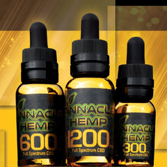 Pinnacle Hemp Tinctures