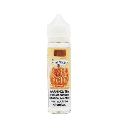 Peach Cake Donut - Smokeless - Vape and CBD