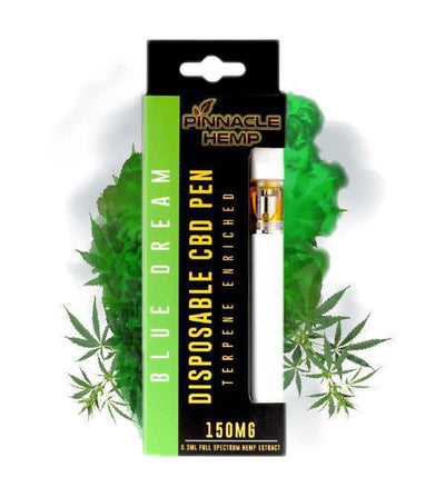 Pinnacle Disposable Pen - Smokeless - Vape and CBD