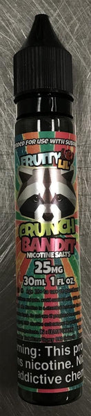 Fruity Lil Crunch Bandit Salt 30ml
