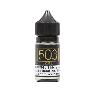 Lasso Salt - Smokeless - Vape and CBD