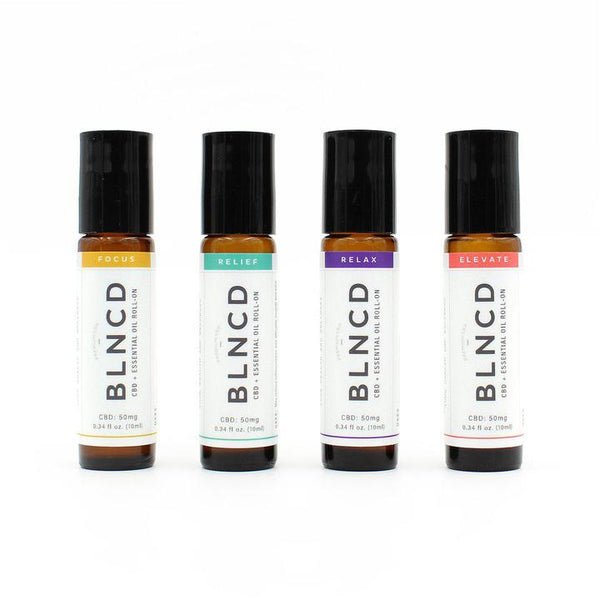 BLNCD Essential Oil Roll-On