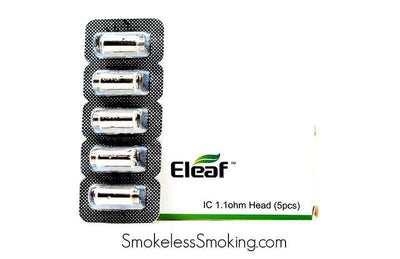 eLeaf iCare Coils - Smokeless - Vape and CBD