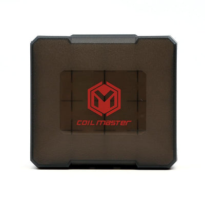 Coil Master Battery Case - Smokeless - Vape and CBD