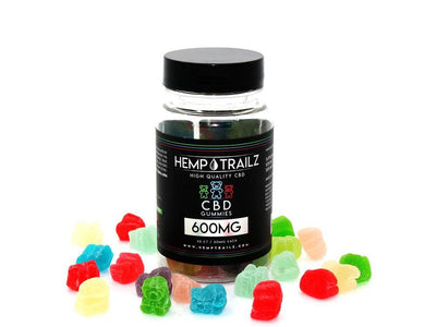 Hemp Trailz CBD Gummies - Smokeless - Vape and CBD