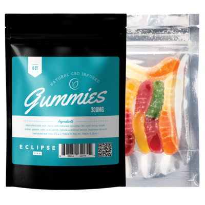 Eclipse CBD Isolate Gummies - Smokeless - Vape and CBD