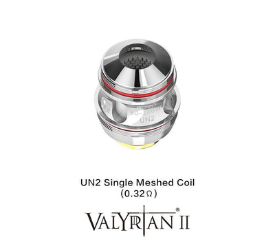 Uwell Valyrian II Coils - Smokeless - Vape and CBD
