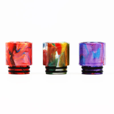 810 Resin Drip tip for TFV8 & TFV12 - Smokeless - Vape and CBD