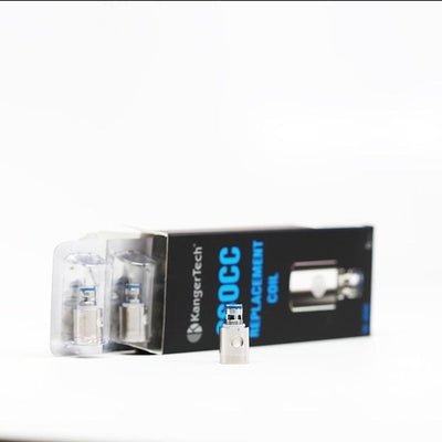 Kangertech SSOCC Temp Control Coils - Smokeless - Vape and CBD