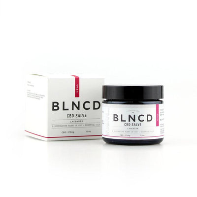 BLNCD Heal Salve - Smokeless - Vape and CBD