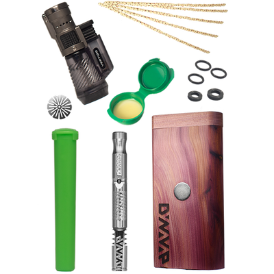 Dynavap 'The M' Vaporizer Starter Kit - Smokeless - Vape and CBD