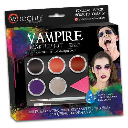 VAMPIRE WATER ACTIVATED MAKEUP KIT