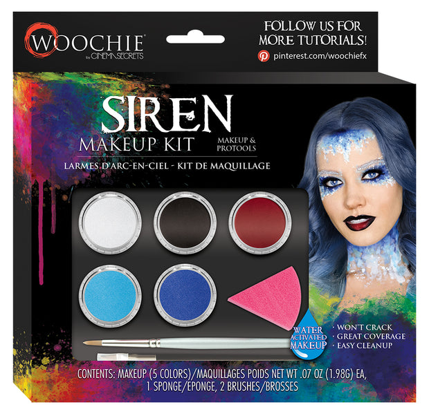 SIREN WATER ACTIVATED MAKEUP KIT