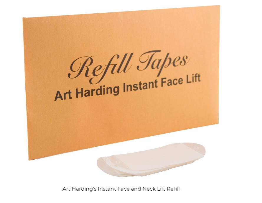 Art Harding's Instant Face and Neck Lift Refill