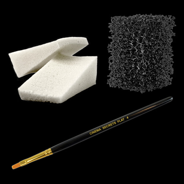 Applicator Sponge & Brush Kit