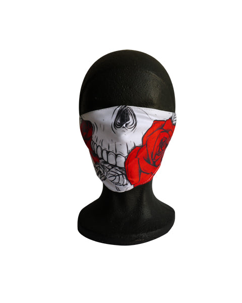 Day of the Dead Decorative Face Covering