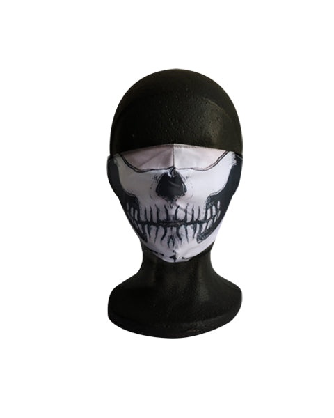 Skeleton Decorative Face Covering