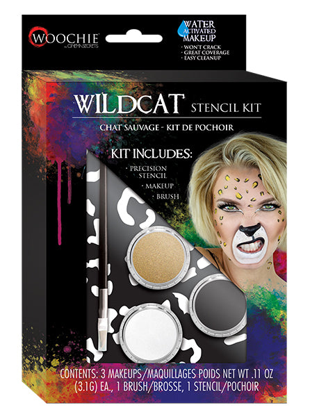 WILDCAT STENCIL KIT