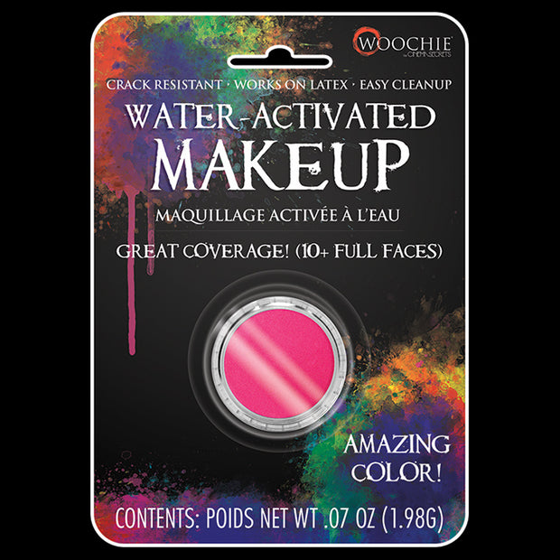 HOT PINK - WATER ACTIVATED M/U - .1 OZ