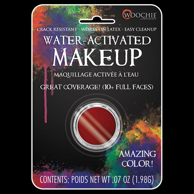 BRUISED RED - WATER ACTIVATED M/U - .1 OZ