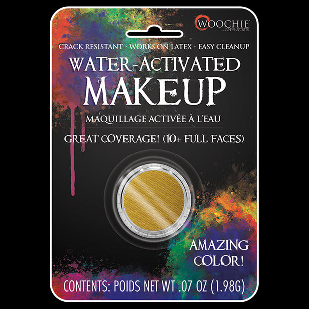 CORPSE YELLOW - WATER ACTIVATED M/U - .1 OZ