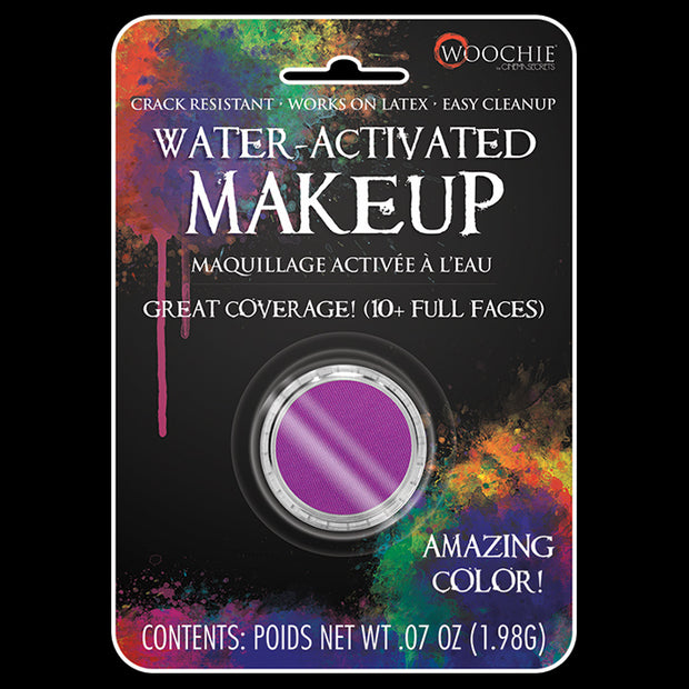 PURPLE - WATER ACTIVATED M/U - .1 OZ